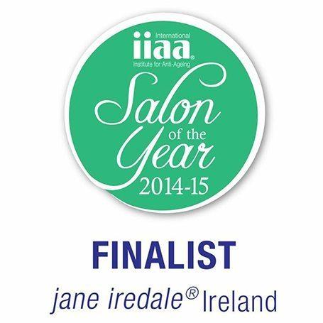 IIAA Salon Of The Year Finalist 2014-15 - Touch & Glow Beauty