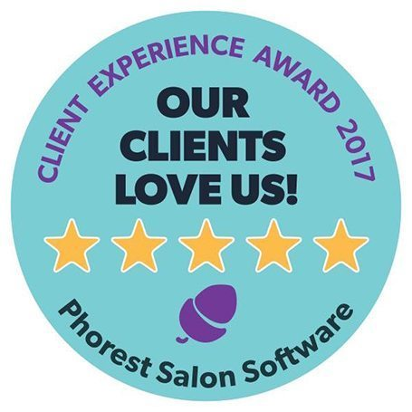 Client Experience Award 2017 - Touch & Glow Beauty