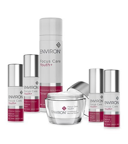 Environ Focus Care™ Youth+ Range - Touch & Glow Beauty