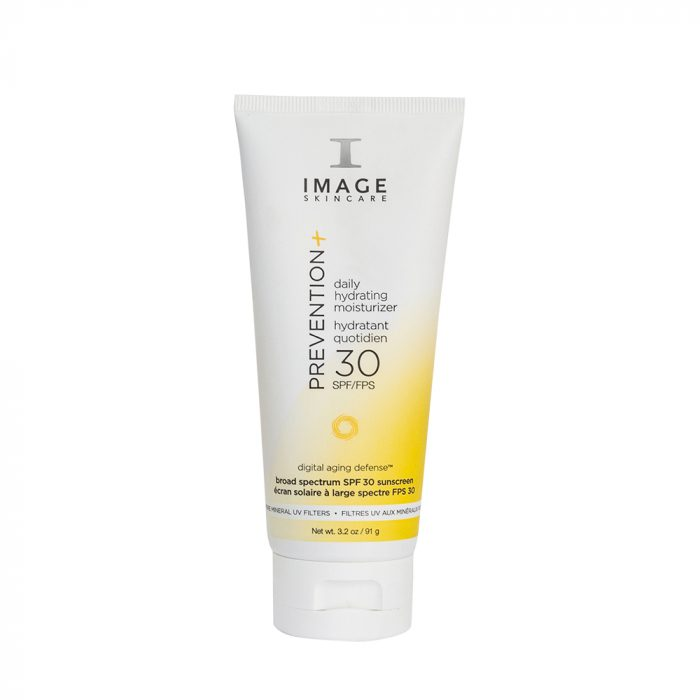 Prevention Daily Hydrating Moisturiser SPF 30+ - Touch & Glow Skin And Laser