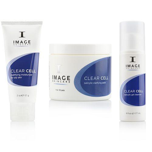 Image Skincare Clear Cell Range - Image Skincare Products Ireland   Touch & Glow Beauty   Image Skincare Stockists Ireland