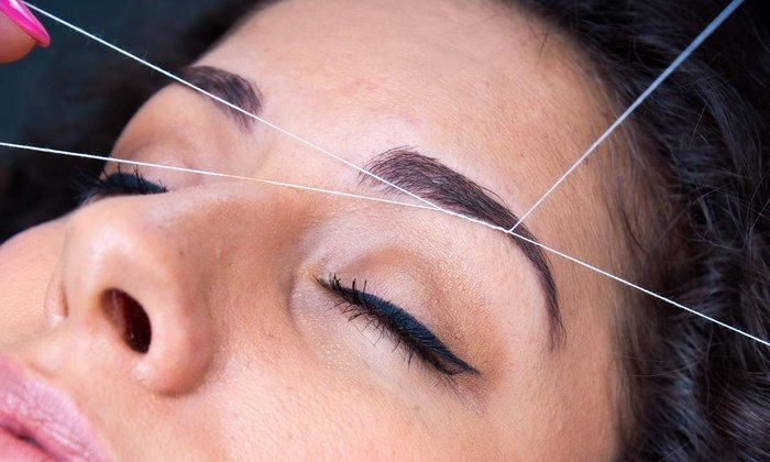 Threading - Touch & Glow Beauty