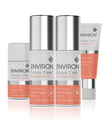 Environ Focus Care Radiance+ Range - Touch & Glow Skin And Laser Clinic