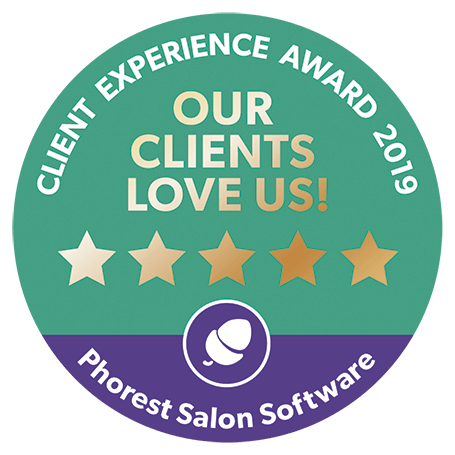 Phorest Client Experience Award 2019 - Touch &Glow Skin And Laser Clinic