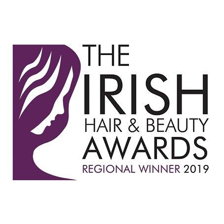 Irish Hair & Beauty Awards Regional Winner 2019