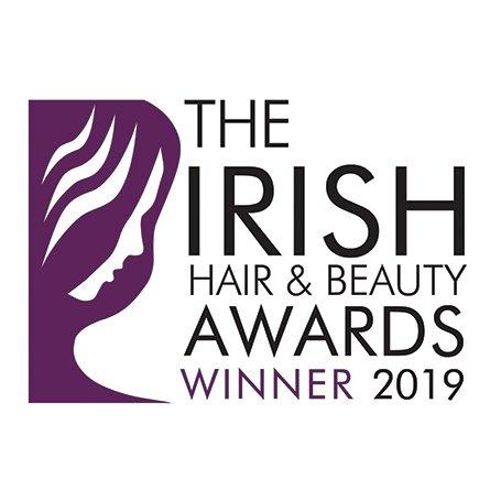 Irish Hair & Beauty Awards Winner 2019